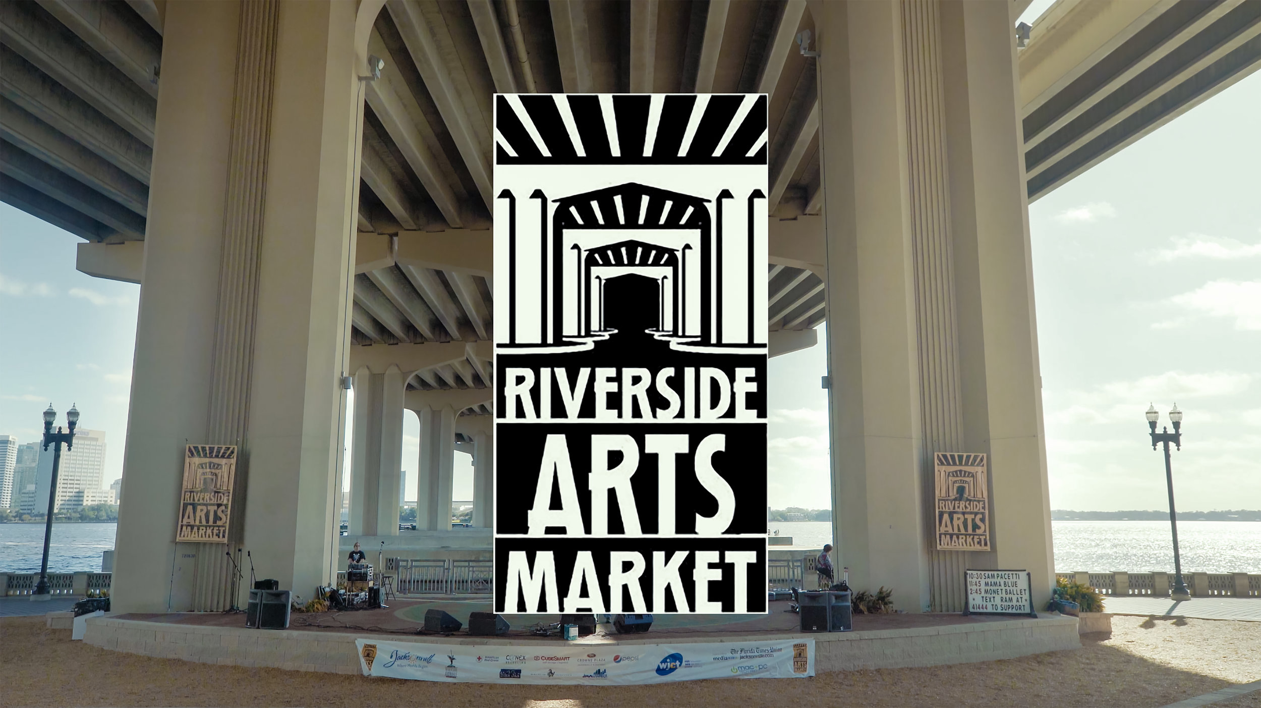 Riverside Arts Market - A lively farmers' market held every Saturday featuring local artists, food vendors, entertainment, and a stunning view of the St. Johns River.View in Directory