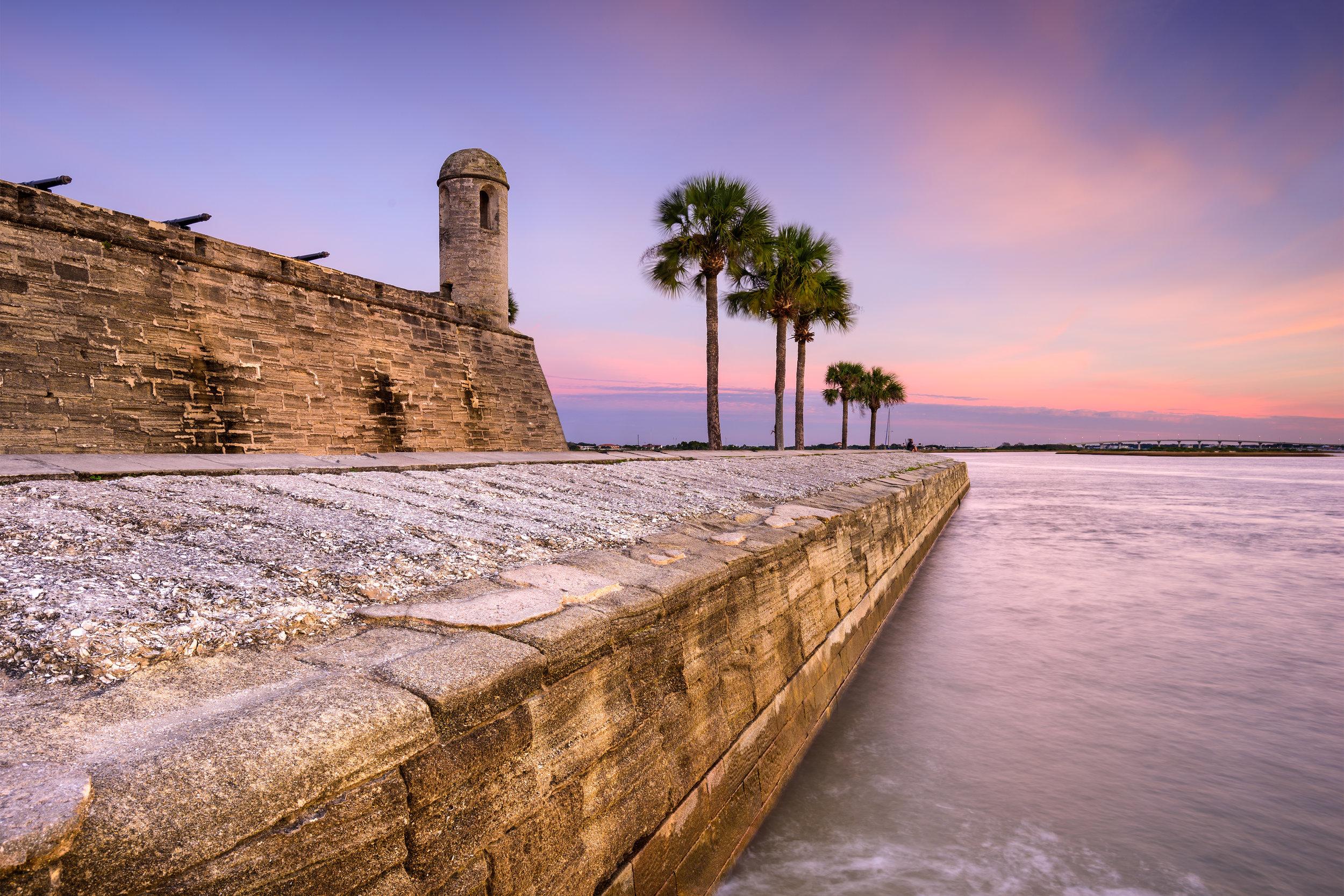 St. Augustine & Ponte Vedra Beach