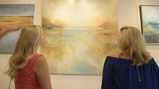 Art on Centre - In its contemporary space, Art on Centre combines a variety of mediums, from impressionistic landscapes to abstract sculptures.View in Directory