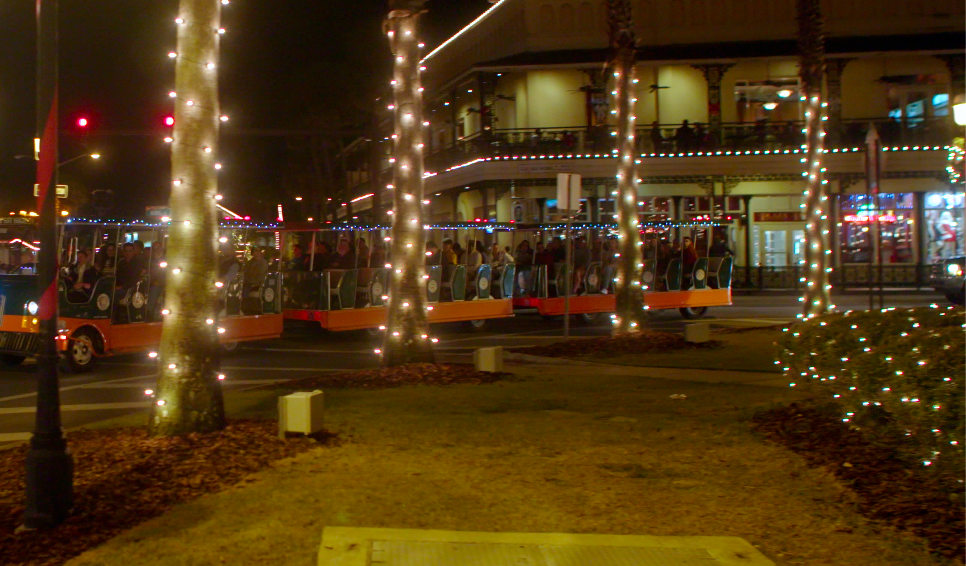 Nights of Lights with Old Town Trolley Tours