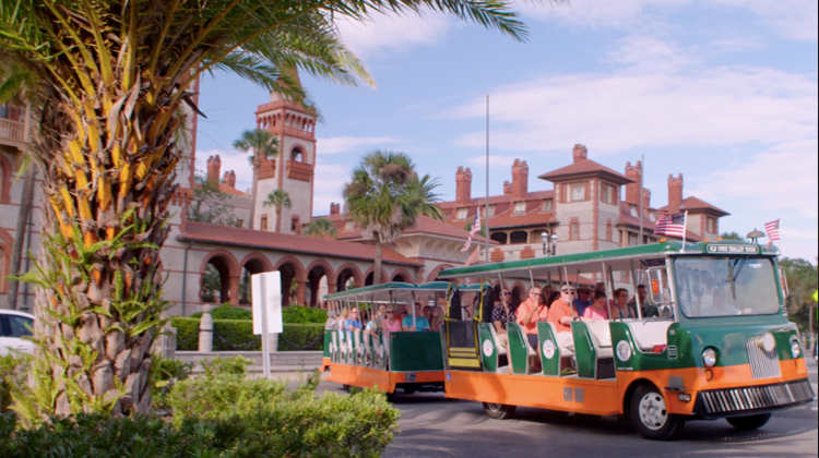 """OLD TOWN TROLLEY TOURS - For over 30 years, visitors have been hopping aboard Old Town Trolley Tours for a one-of-a-kind """"transportainment"""" experience.View in Directory"""
