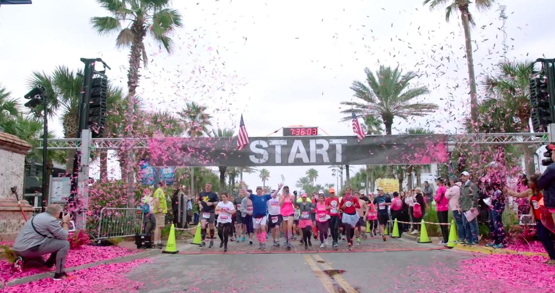 Donna Marathon Weekend to Finish Breast Cancer