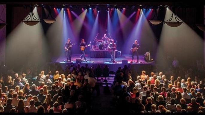 Ponte Vedra Concert Hall - Tucked away on A1A, just north of St. Augustine, the Ponte Vedra Concert Hall might be the best kept secret in St. Johns County.View in Directory
