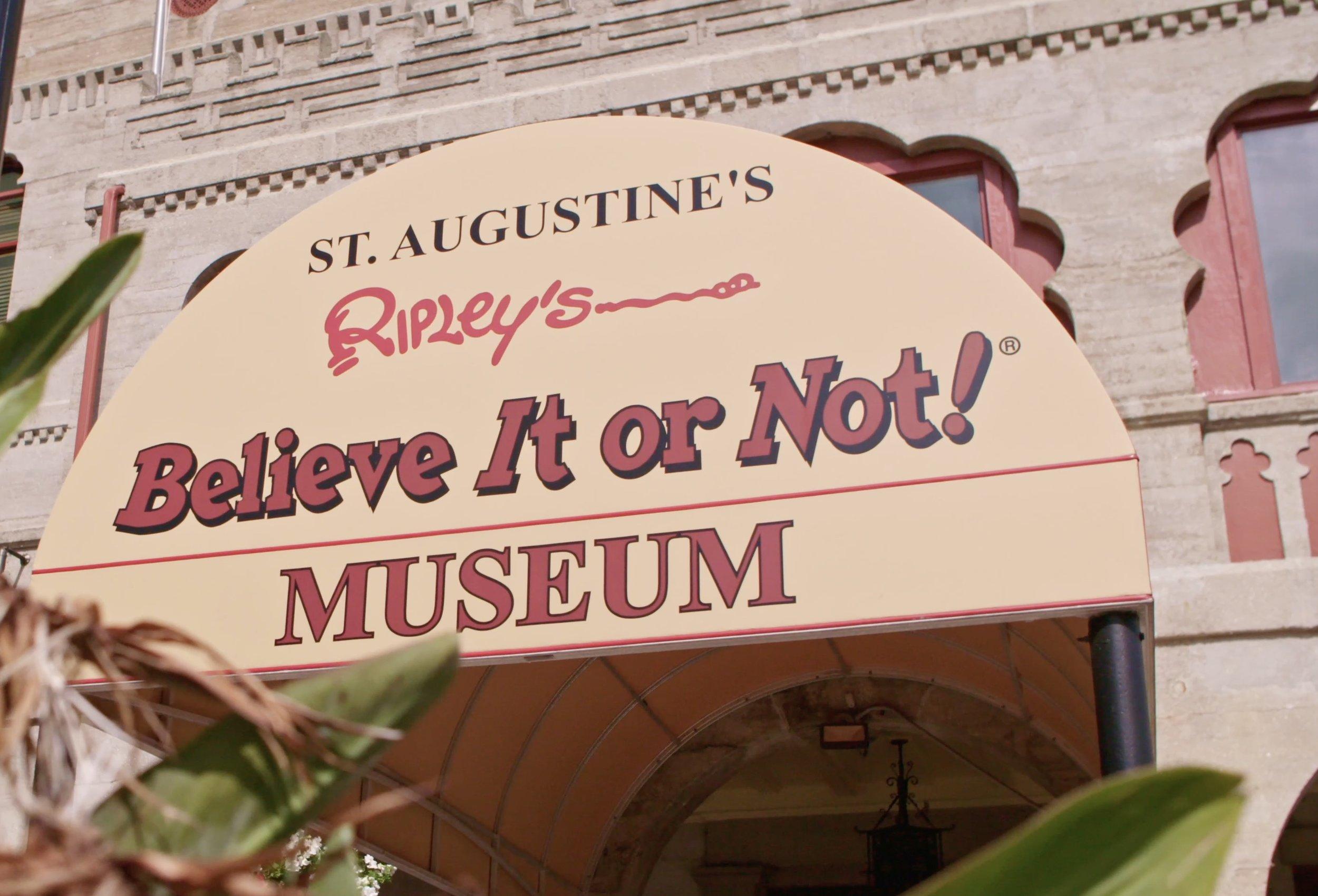 Ripley's Believe-It-or-Not! Odditorium