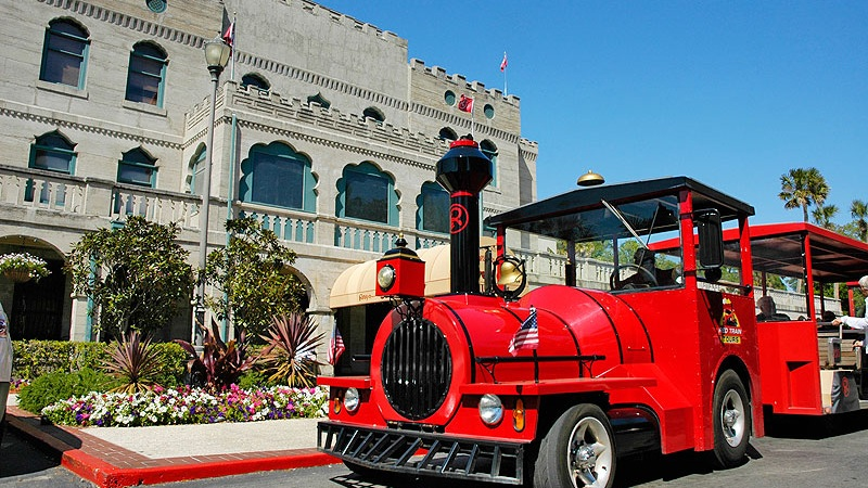 Ripley's Red Train Tours - Your visit wouldn't be complete without a guided tour through St. Augustine. Ripley's offers daily Red Train tours that give you exclusive tour stops like Bayfront Mini Golf as well as nightly Ghost Train adventures.View in Directory