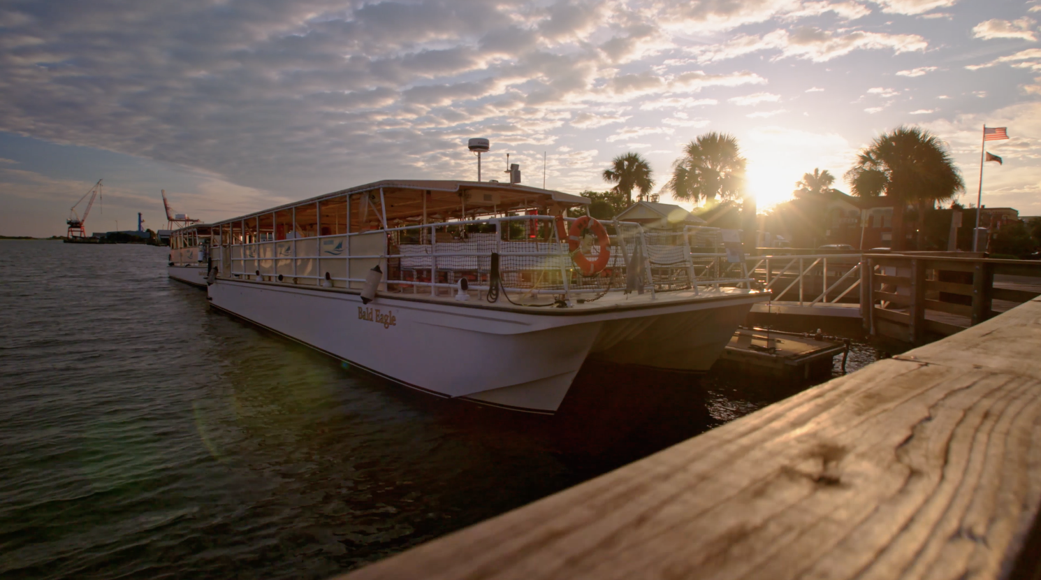 Amelia River Cruises - Kevin and Cecelia McCarthy created Amelia River Cruises & Charters to share their seafaring heritage.View in Directory