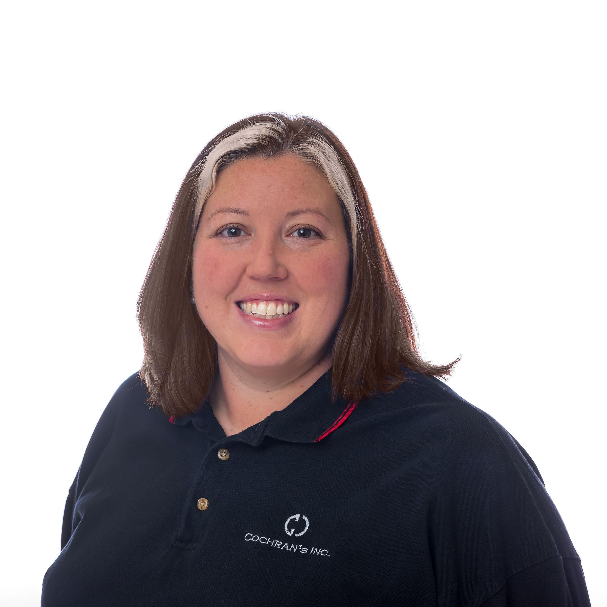 Shelley Cochran   Vice-President
