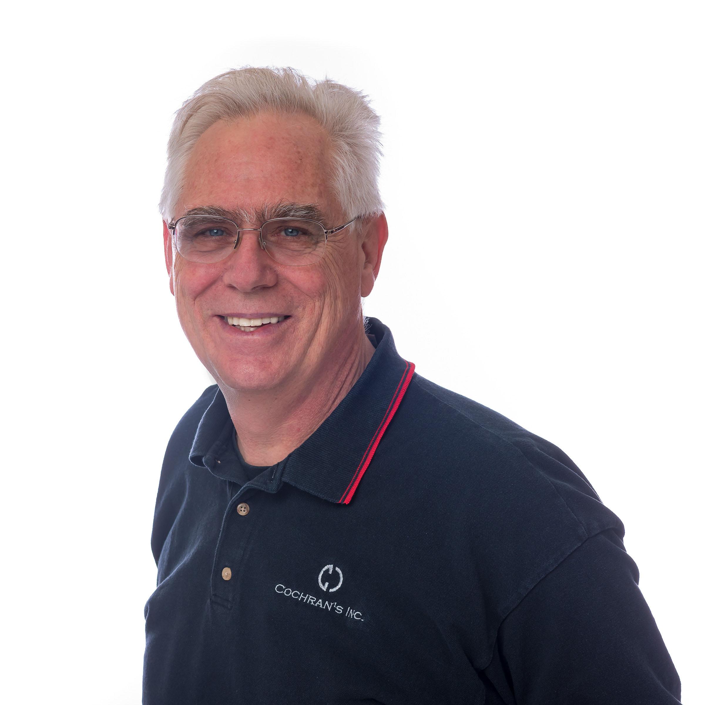 Peter Burke | Sales Representative
