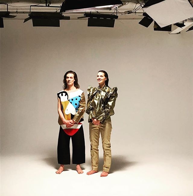 #videoshoot for 'Highness' 👑  @corinnabechtle @reemjarhum @ochlouis @embassyofmusic  #newmusic #comingsoon