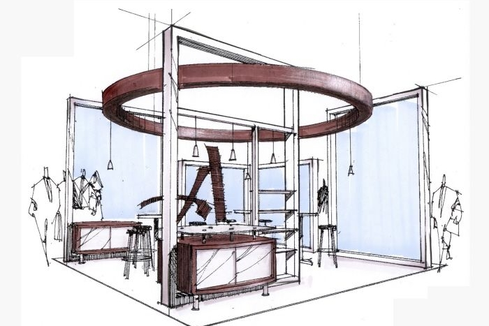 Customised stands, solution partners, configurator