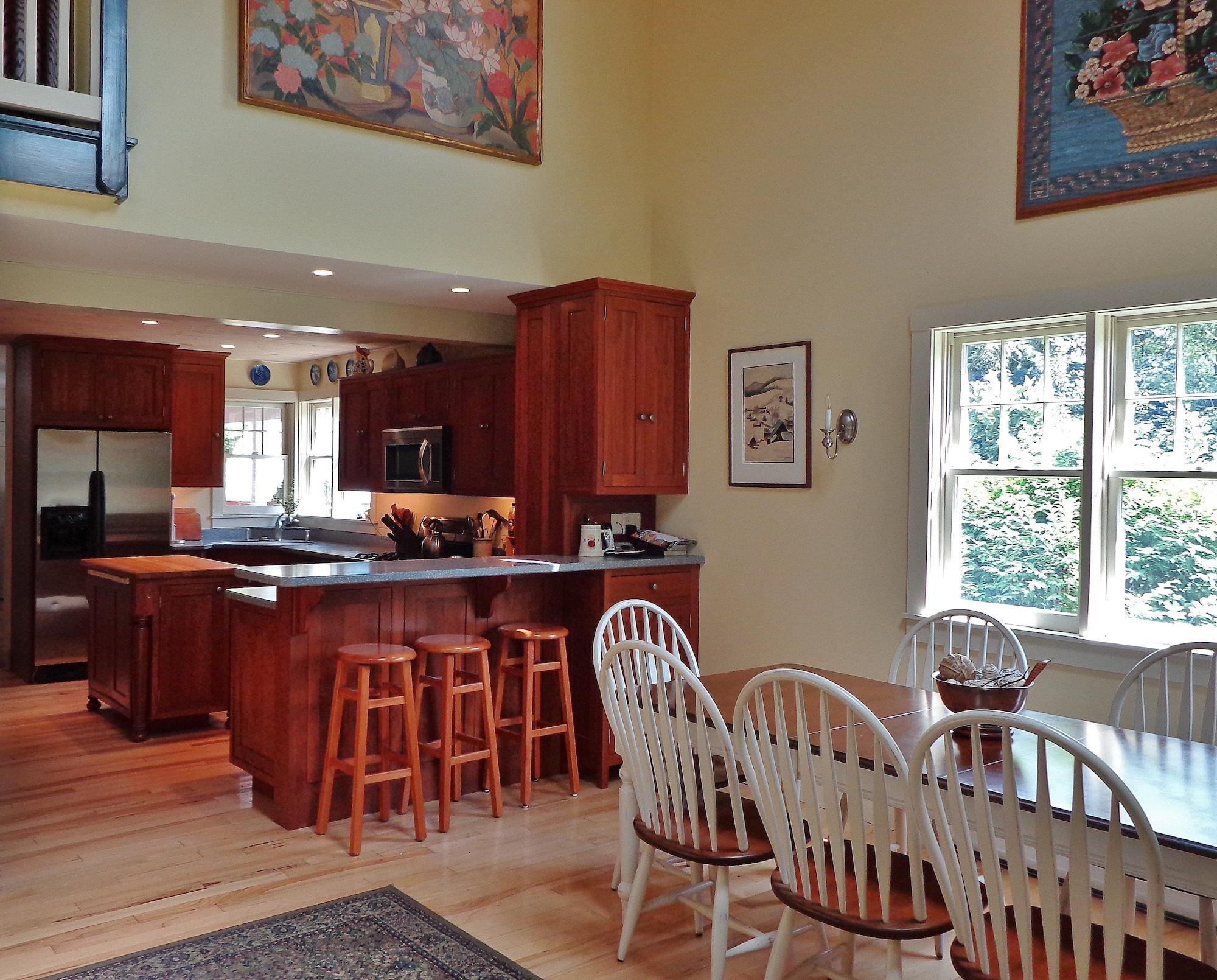 Pond House Kitchen
