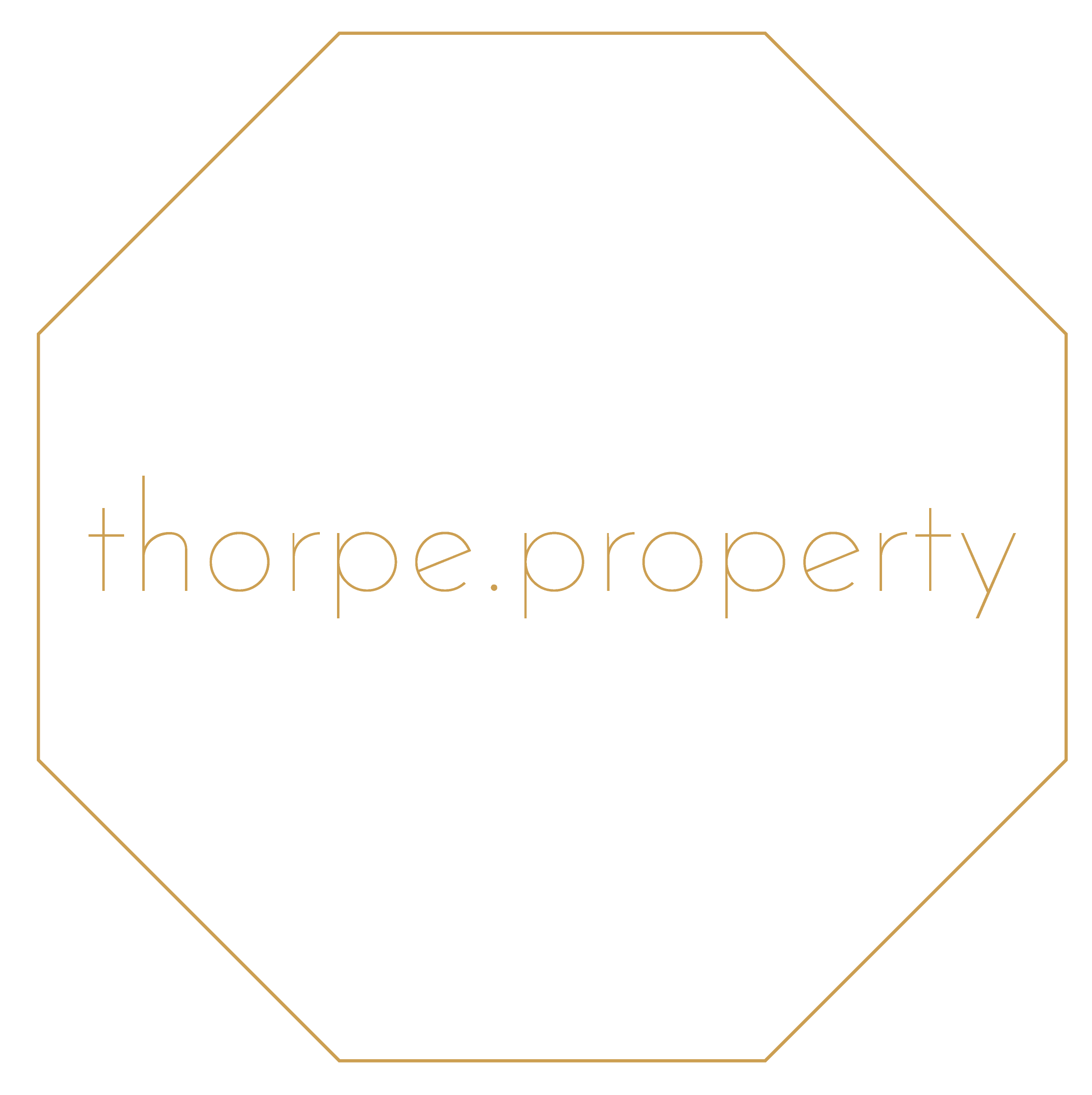 Thorpe.Property Logo