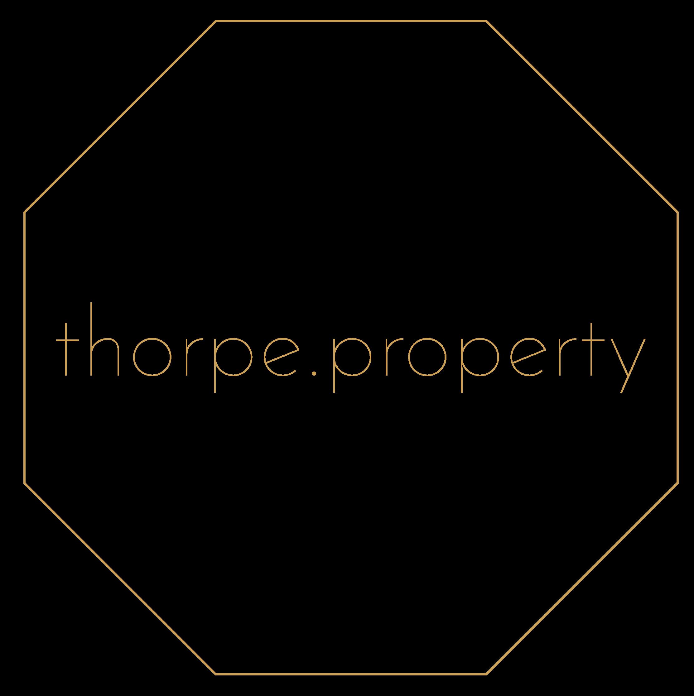 Thorpe.Property Logo