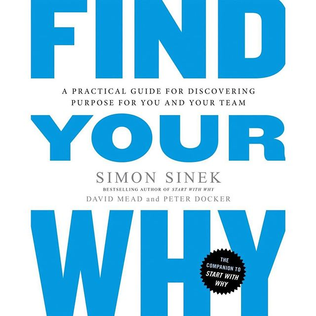 Book of the month 📚 - Our first book share is #findyourwhy by @simonsinek - In 2017, our founder, Adam, spent a week on an expidition with Simon - he was truely inspired and hugely focused by Simon's work. Following from #startwithwhy, #findyourwhy is a great book for finding purpose and driving meaningful change through business 🌍 ⛰ 🙌🏼 . . . #crescentgardens #thorpegroup #thorpeproperty #harrogate #spaquarterredefined #luxury #privateresidence #worldclass #landmark #architecture #design #interiordesign #parkland #gallery #wellnessspa #spa #restore #harrogatespa #atelier #privateclient #book #bookofthemonth #bookclub #positive #why #succeed #business #inspiration