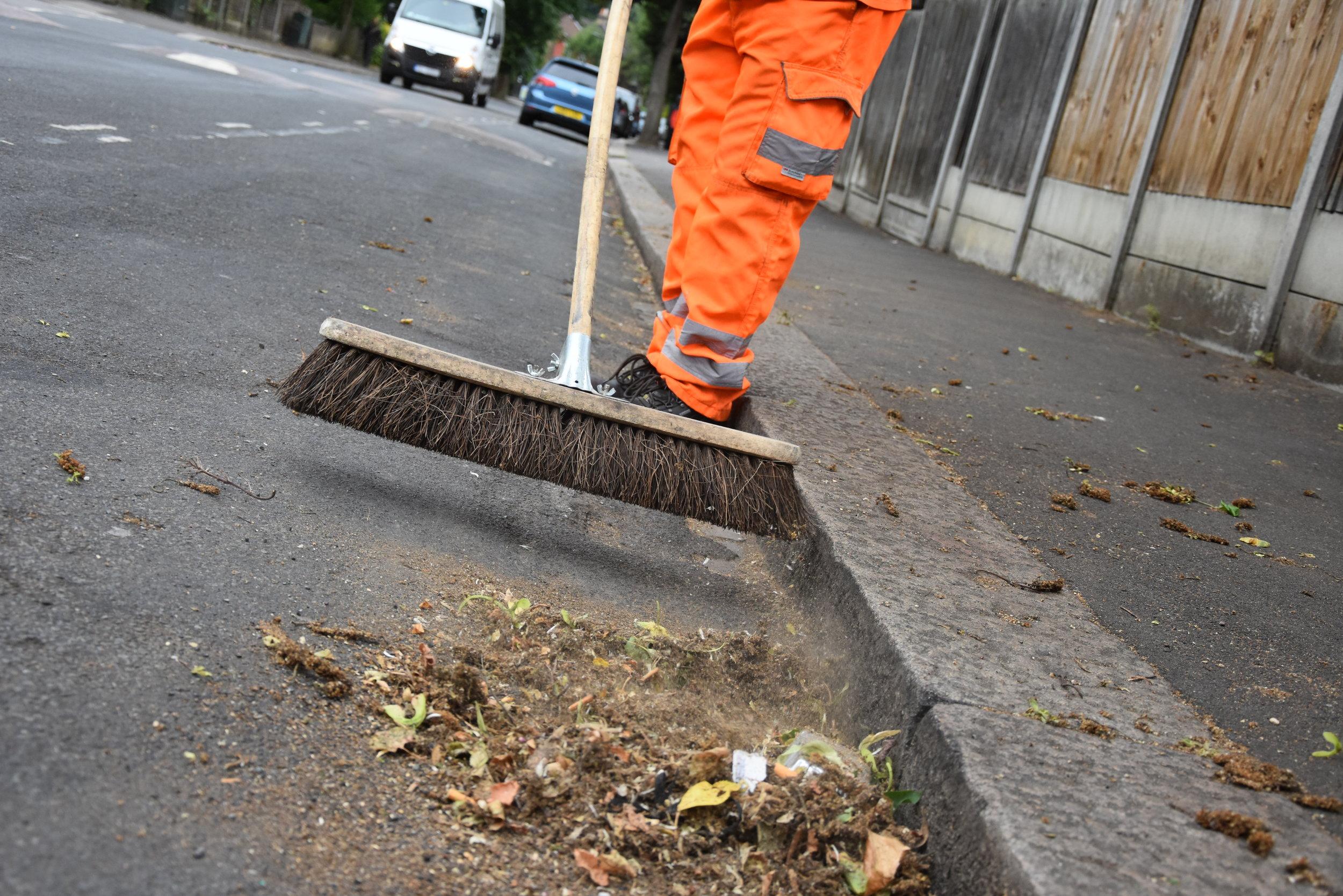 Urbaser Street Cleansing