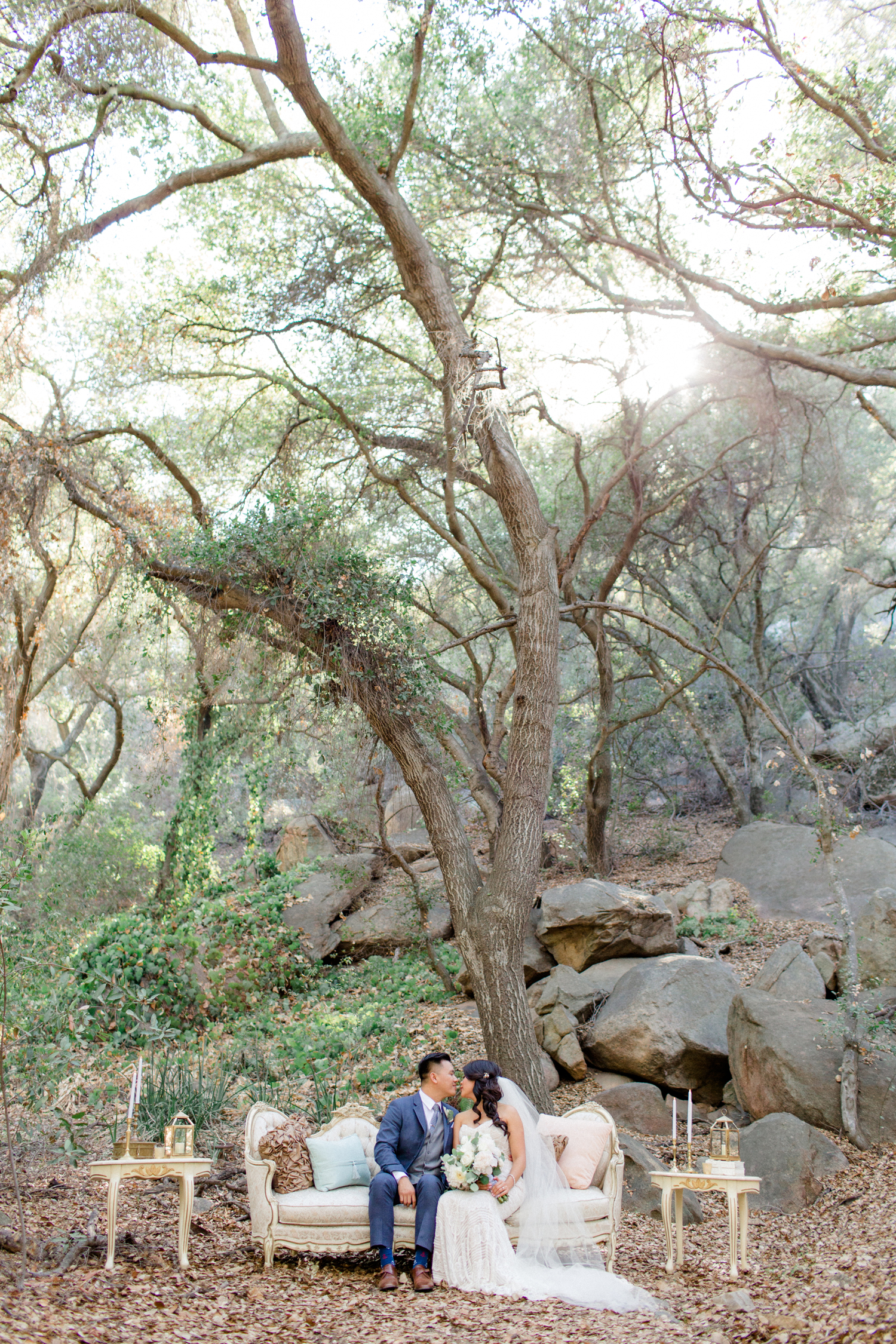 thevondys.com | Secluded Garden Estate Temecula Wedding | Los Angeles California Wedding Photography | The Vondys