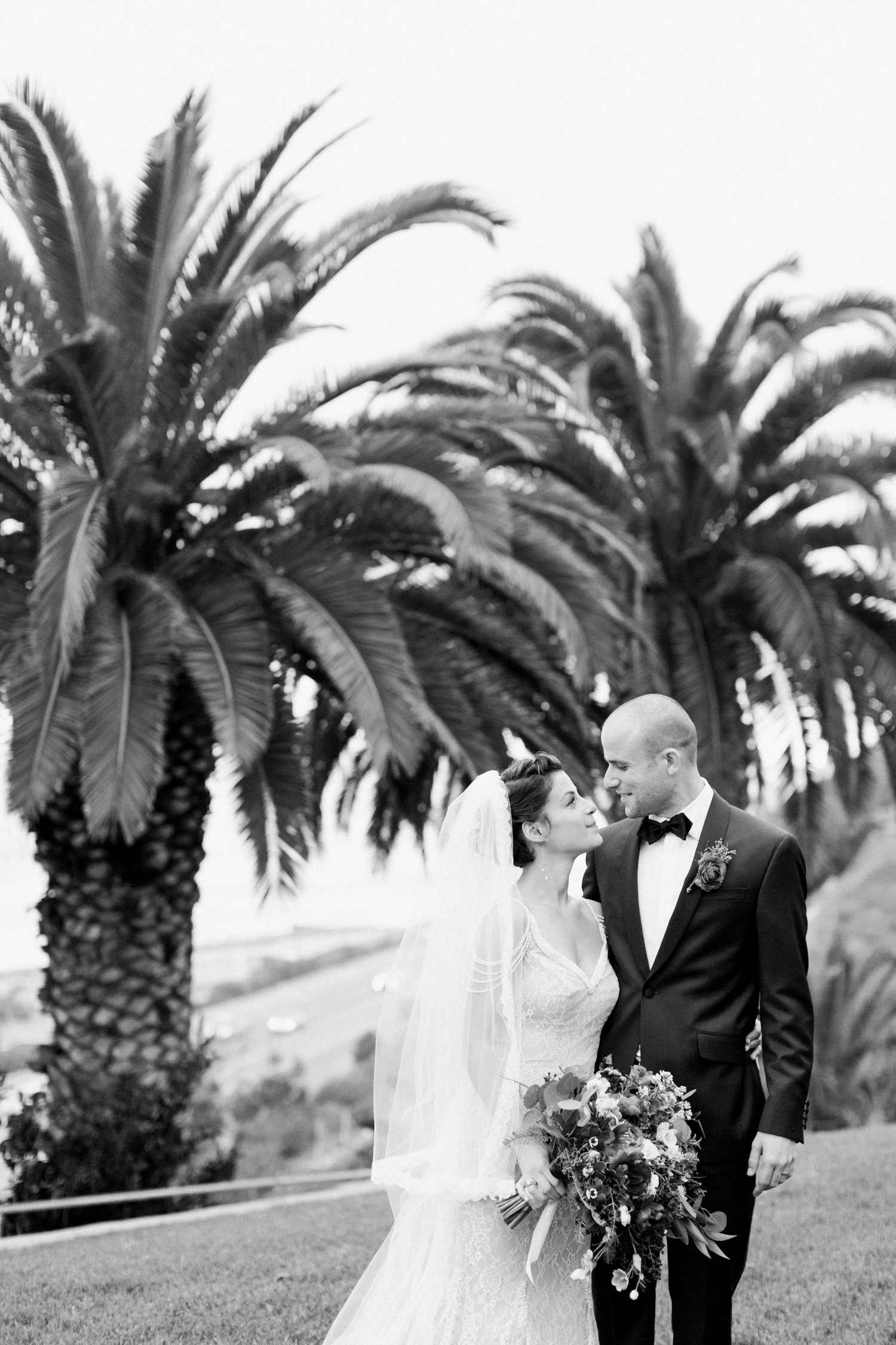 thevondys.com | Bel Air Bay Club Weddings | The Vondys Wedding Photography in Southern California | Destination Photographer