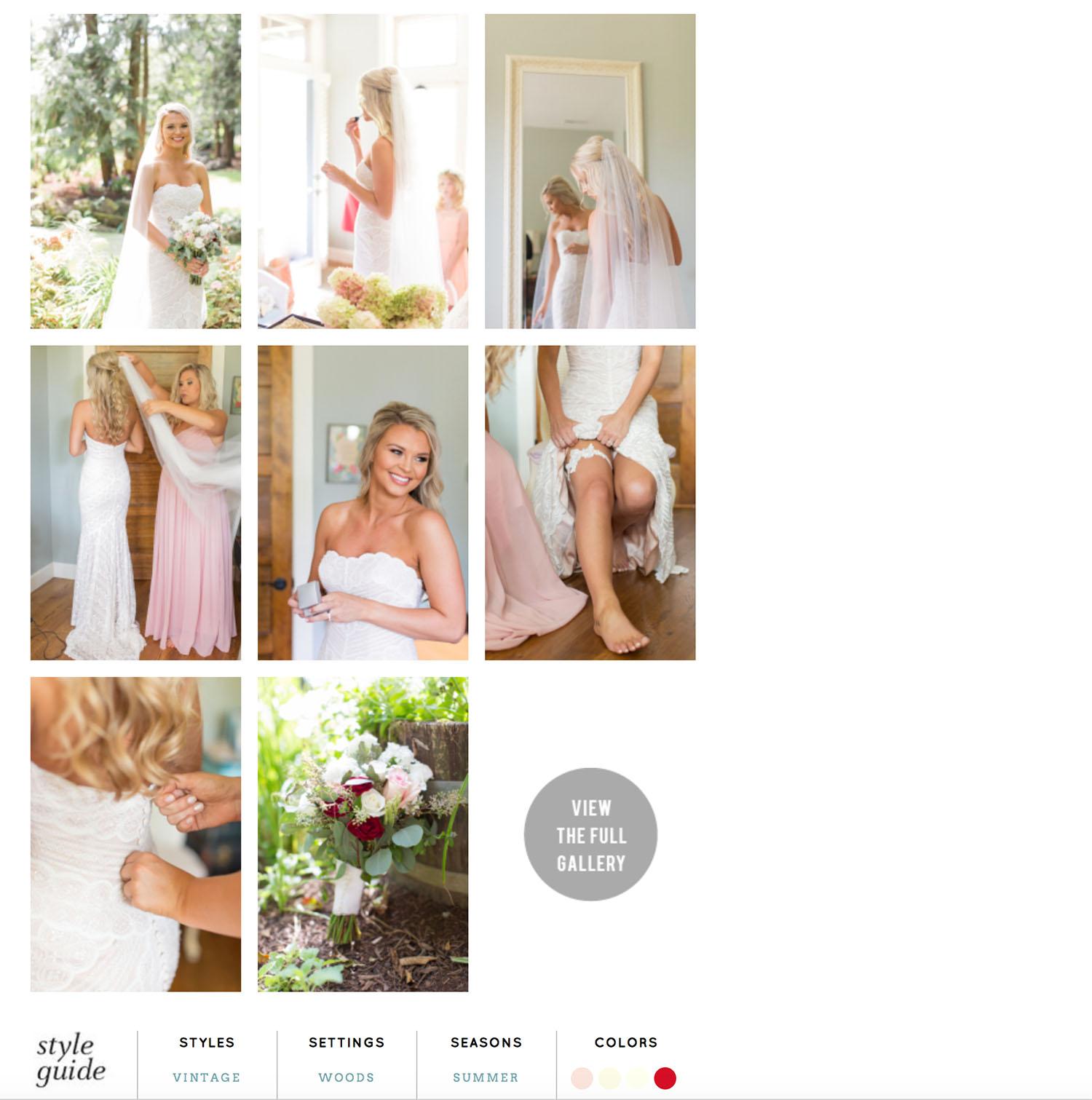 thevondys.com | Portland Wedding Photography | The Vondys Southern California Destination Photographer
