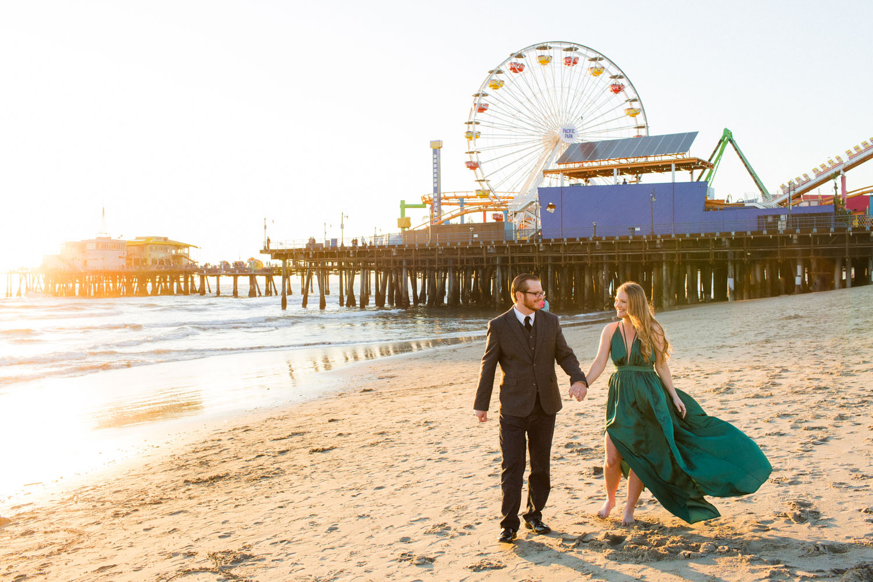 thevondys.com | Santa Monica Weddings | Los Angeles California Wedding Photography | The Vondys