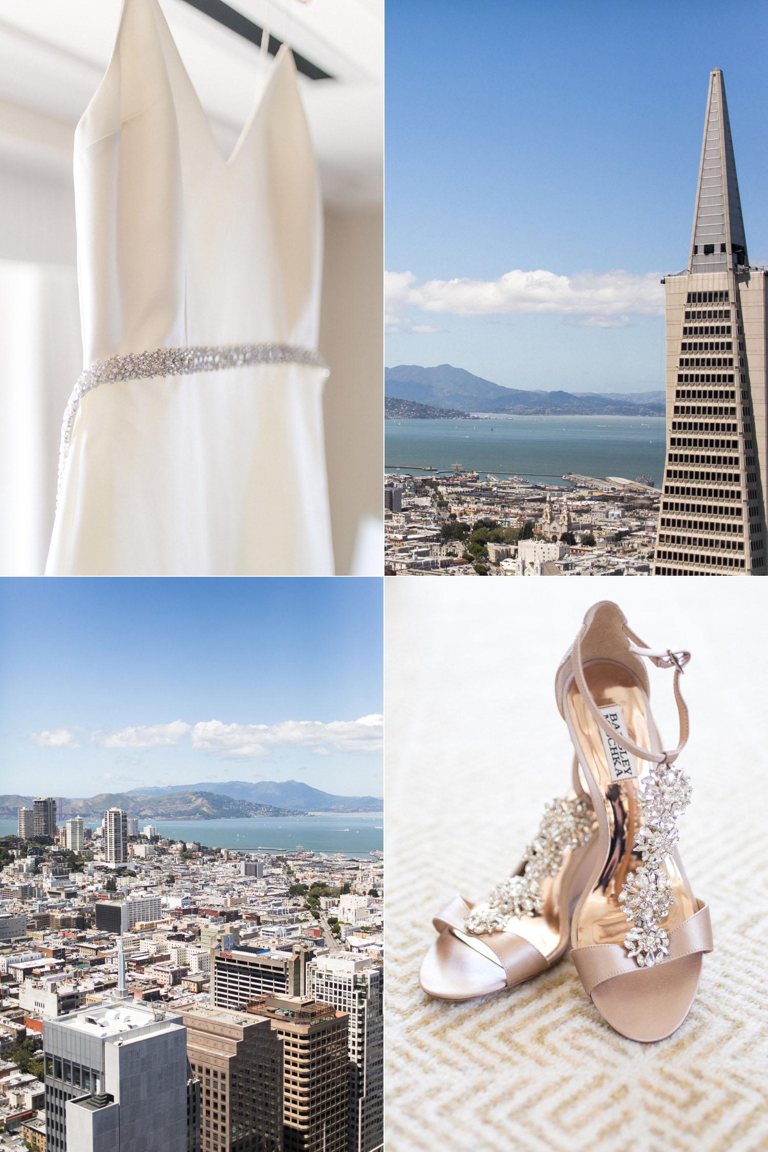 thevondys.com   City Club Wedding Photography   San Francisco Wedding Photographer   The Vondys
