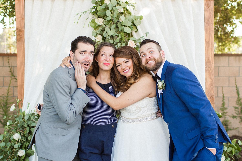 thevondys.com | Pasadena Backyard Venue | Los Angeles Wedding Photographer | The Vondys