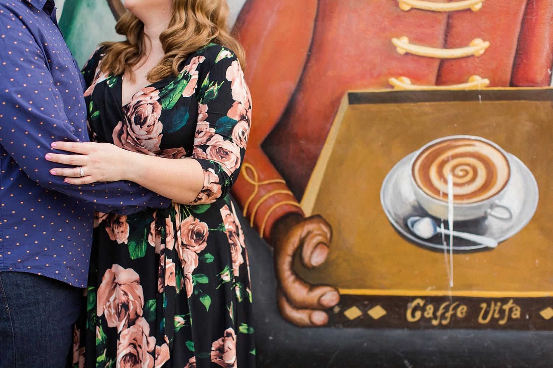 thevondys.com | Los Feliz | Vista Movie Theater | Los Angeles Engagement Photographer | The Vondys