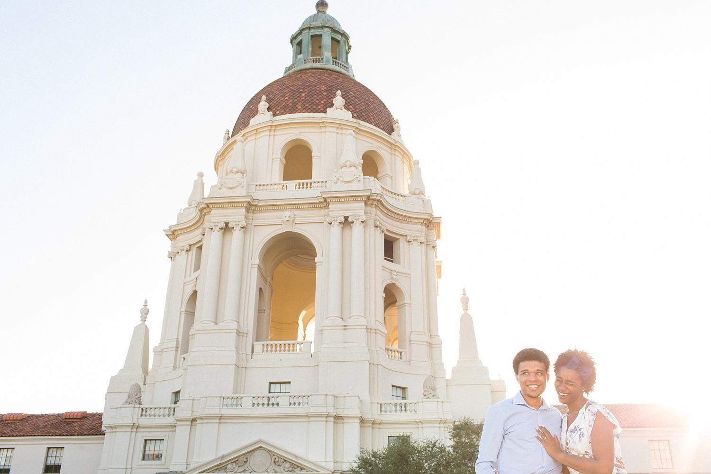 thevondys.com   Pasadena City Hall   Los Angeles Wedding Photographer   The Vondys