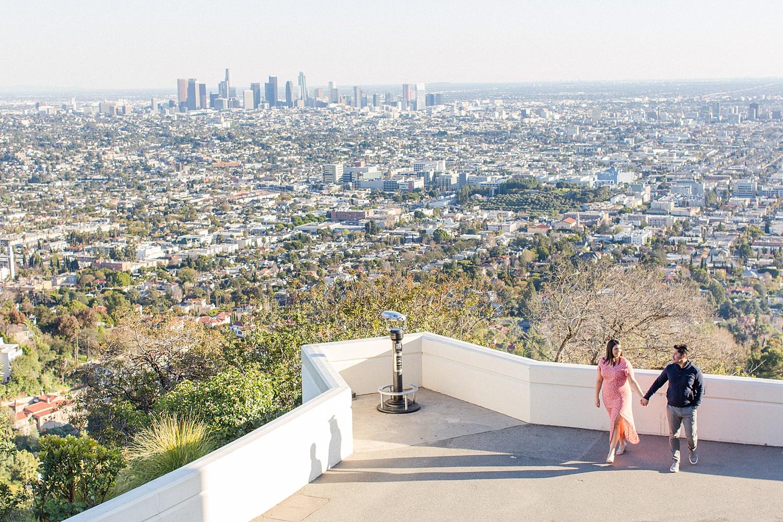 thevondys.com   Griffith Observatory   Los Angeles Wedding Photographer   The Vondys