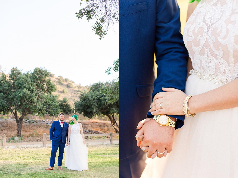 thevondys.com | Los Angeles Elopement | Golden Road Wedding | The Vondys