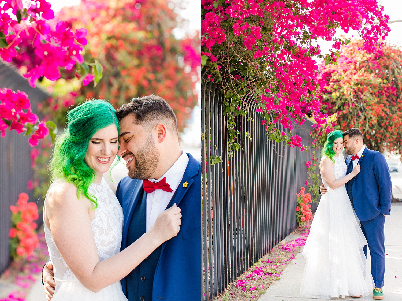 thevondys.com   Los Angeles Elopement   Golden Road Wedding   The Vondys