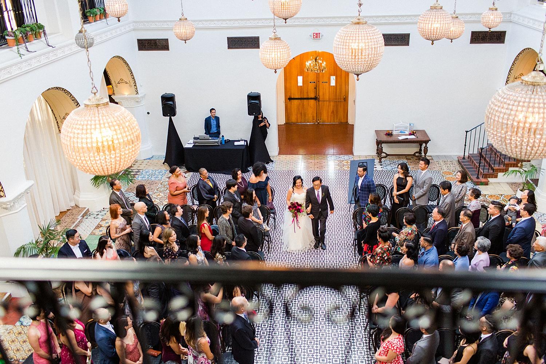 Ebell Long Beach   Orange County Wedding Photographer   The Vondys