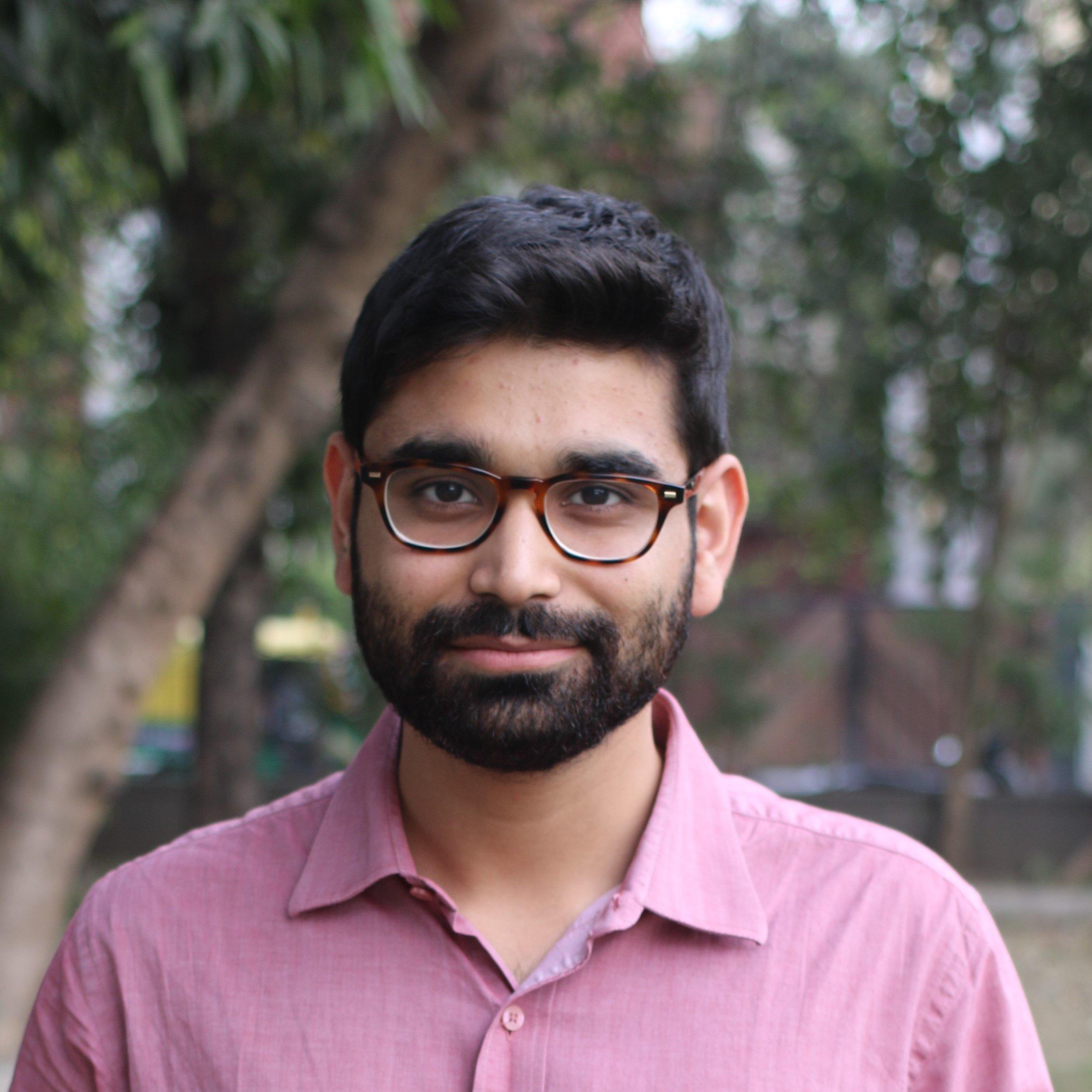 Ananya Kotia - BA Economics (Delhi, Cambridge), M.Phil. Economics (Oxford)