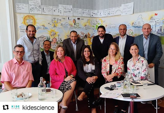#Repost @kidescience (@get_repost) ・・・ It's always delighting to see the excitement around playful science education - not only with children but with business people too. Kide Science had the honour to be chosen as one of the 3 Finnish EdTech startups together with Eduten and Seppo to present to a delegation from Egypt.  Satu & Aino demonstrated our playful learning model with an exhilarating balloon experiment. 🎈 #KideScience #edtech #education #businessfinland #xedu @seppoio @edutenofficial @xedu_co