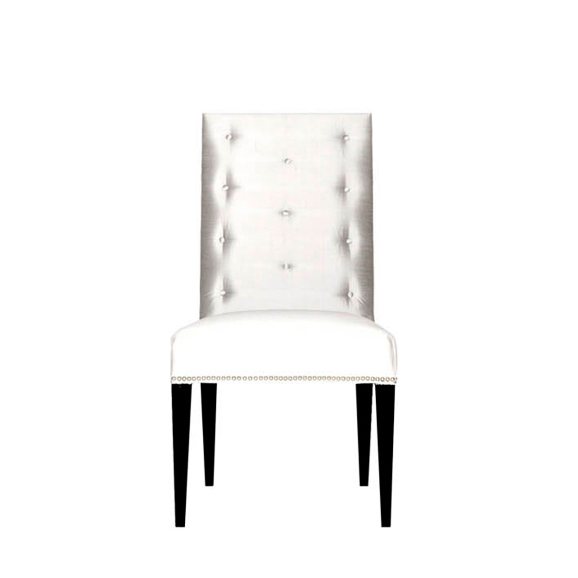 White Dining Chair    more info