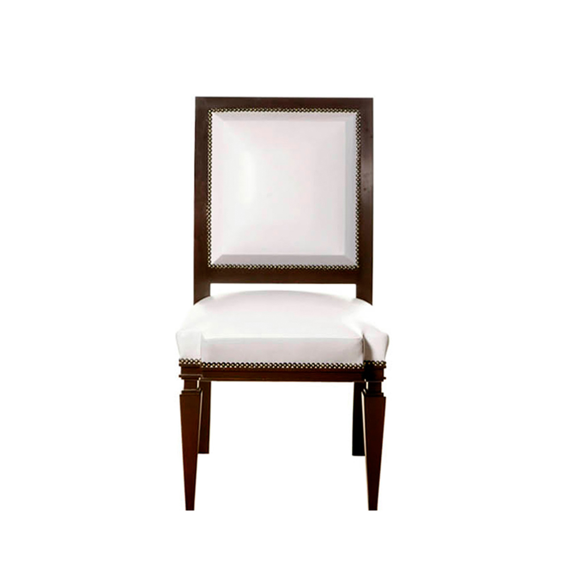 Leather Dining Chair    more info