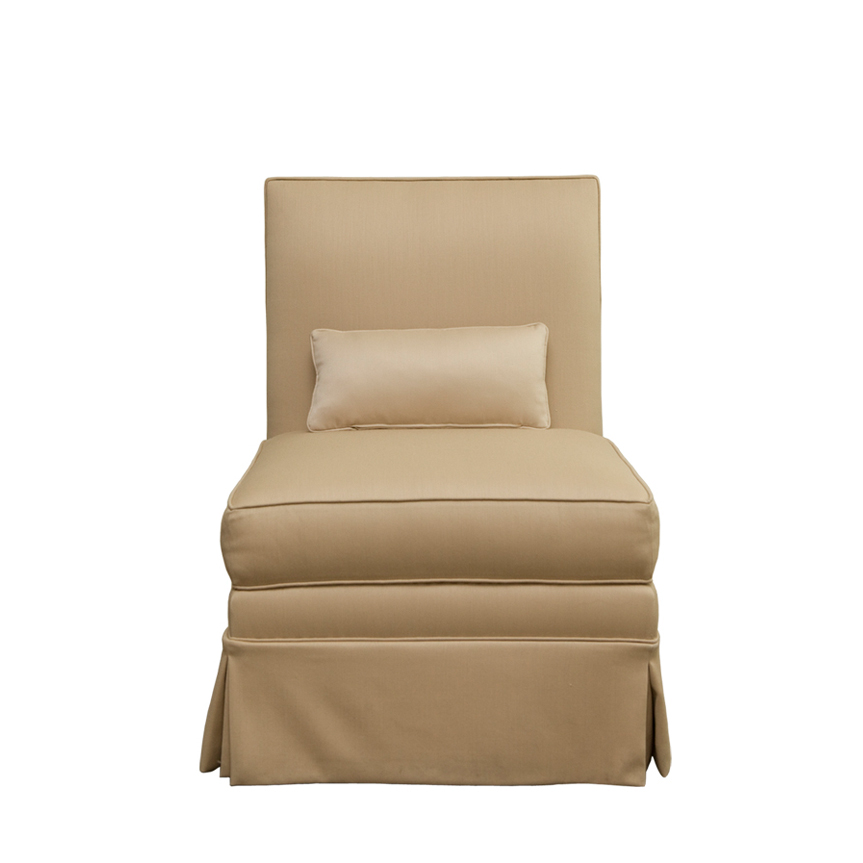 Luxe Slipper Chair    more info