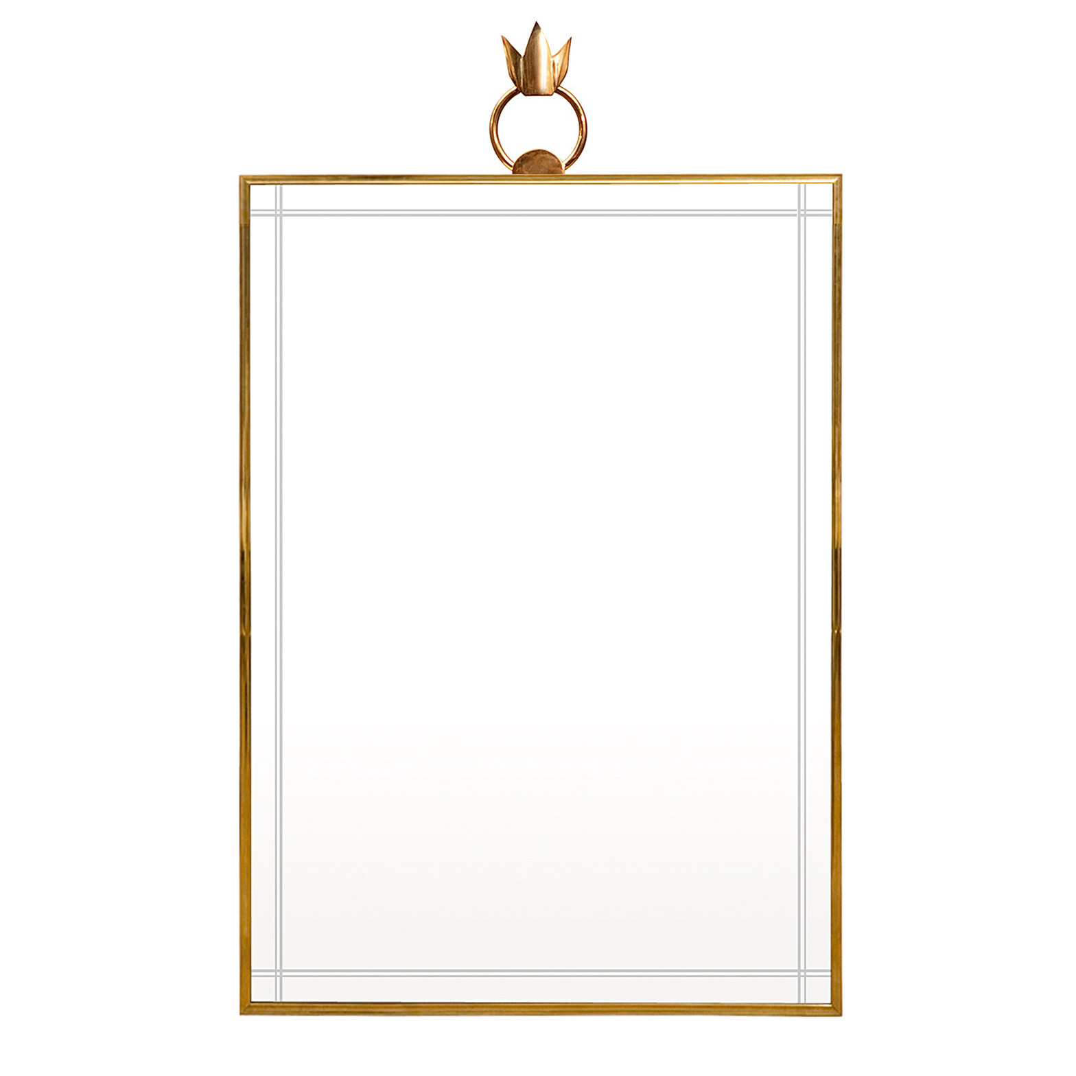 Gold Ring Mirror     more info