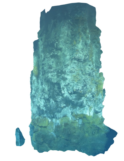 Our first hydrothermal vent!