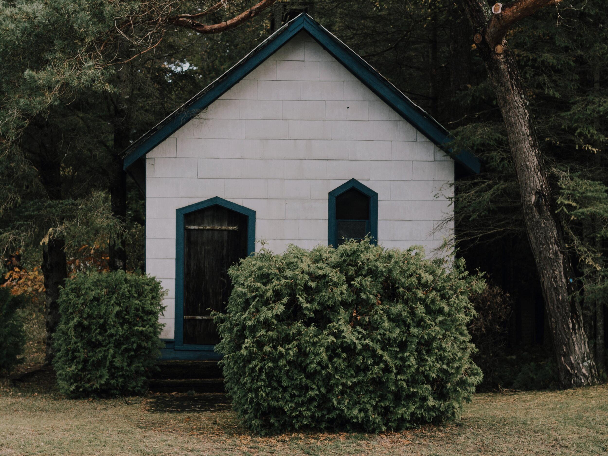 Tiny century cottage