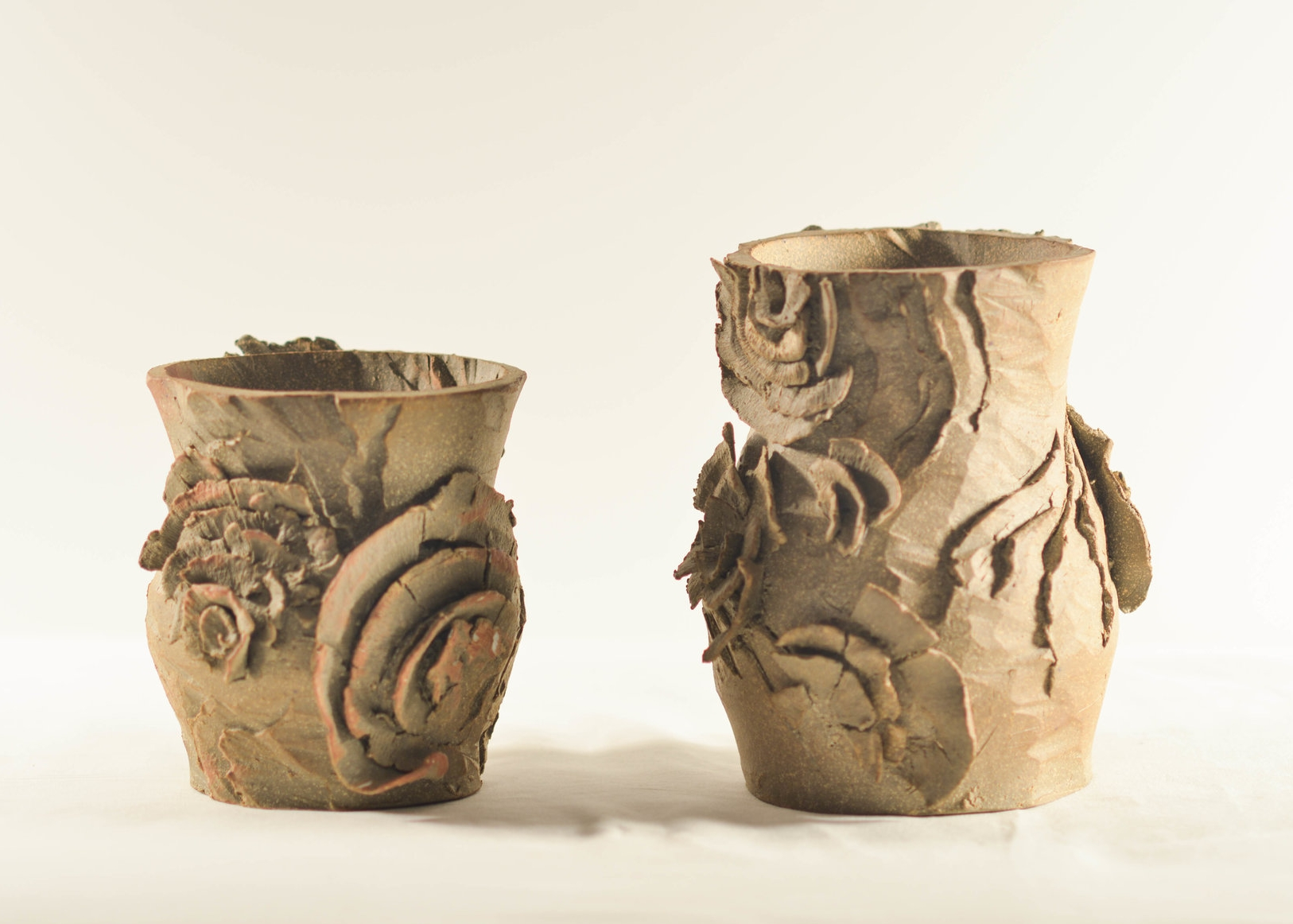 POTTERY - Wheelwork inspired by the natural world