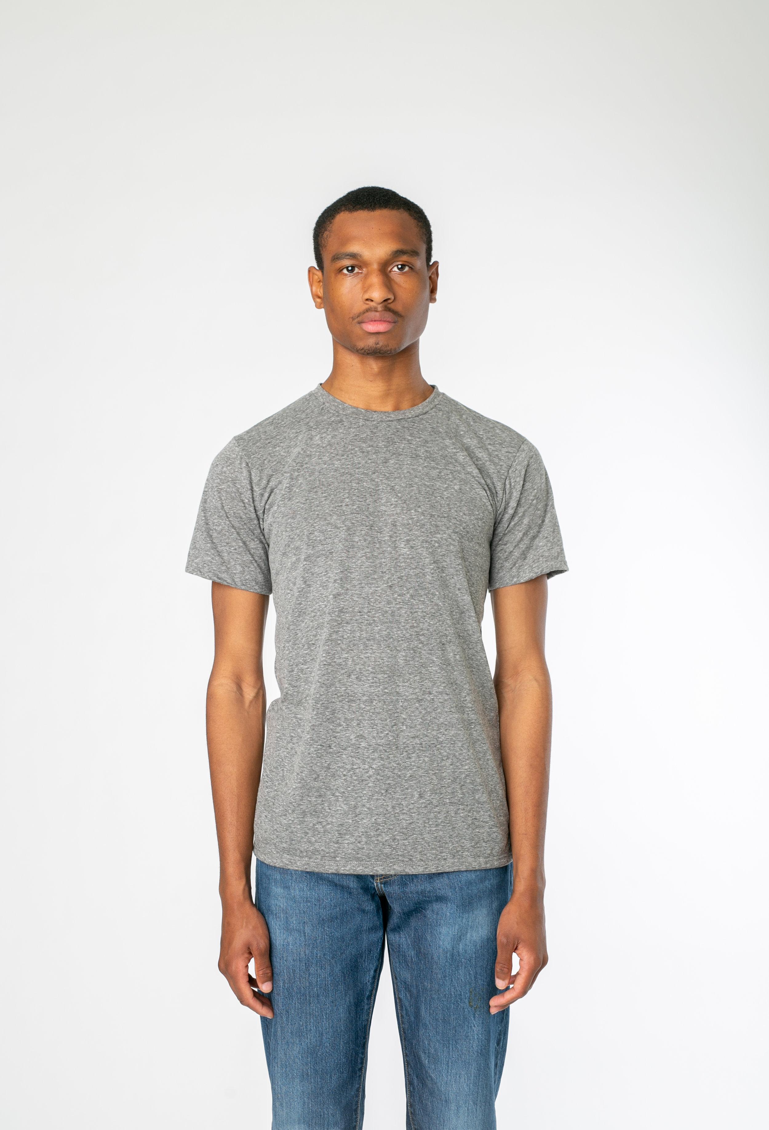 Tri-Blend Grey