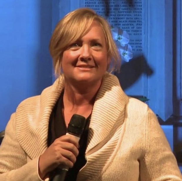 Christy Wimber  is a speaker and author who previously led Vineyard Worship in the US, and currently travels the world encouraging leaders, teams and church planters.