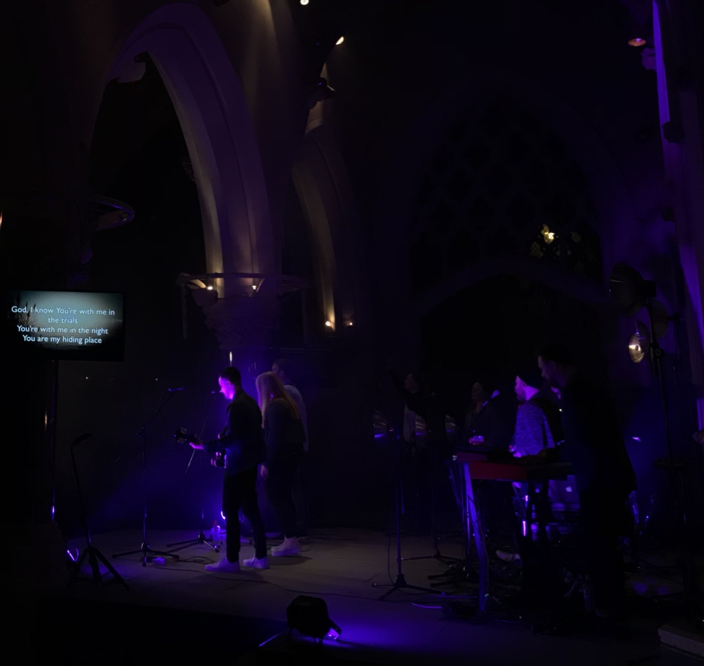 St Aldates Worship  is based in Oxford, and comprises  Jamie Thomson, Lauren Harris  and  Tom Read , and they have just recorded new live album of their songs which include Restore my Soul, Raised with Christ and Until You Do.