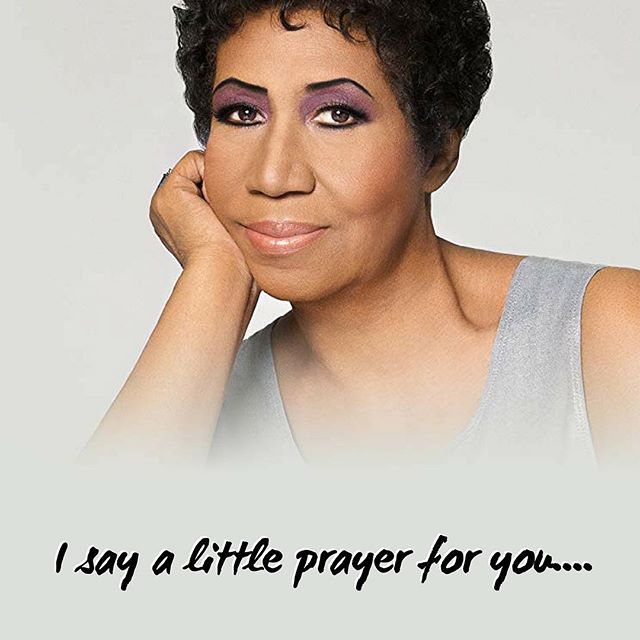 Forever and ever, you'll stay in our hearts 💜💜💜 #RIPAretha #QueenOfSoul #GetYourFix