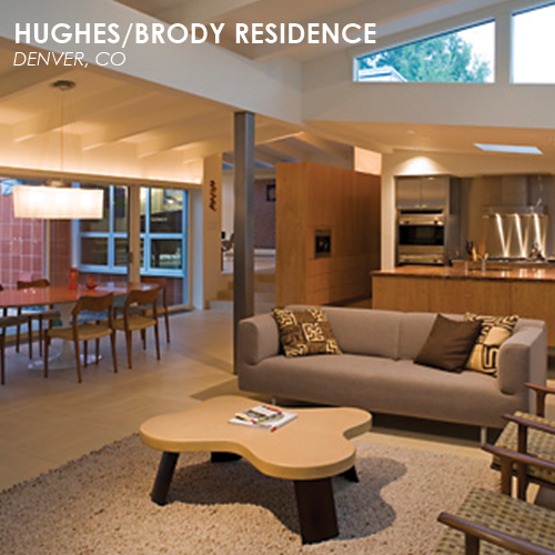 Hughes Brody Residential Architecture