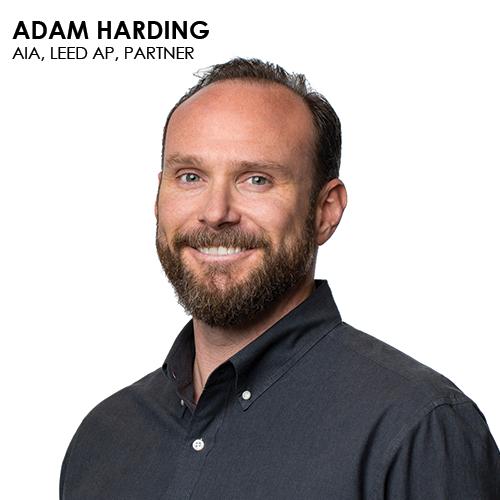 Adam Harding restaurant design Retail architect