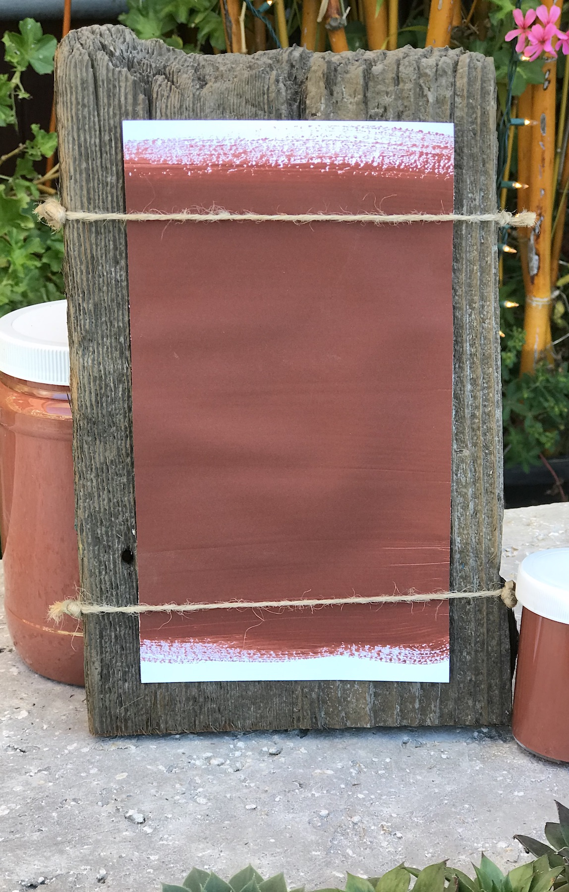 Falun Red Milk Paint