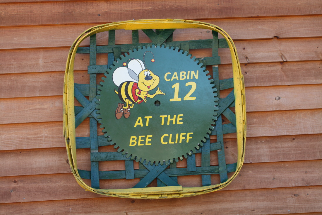 The Bee Cliff bee