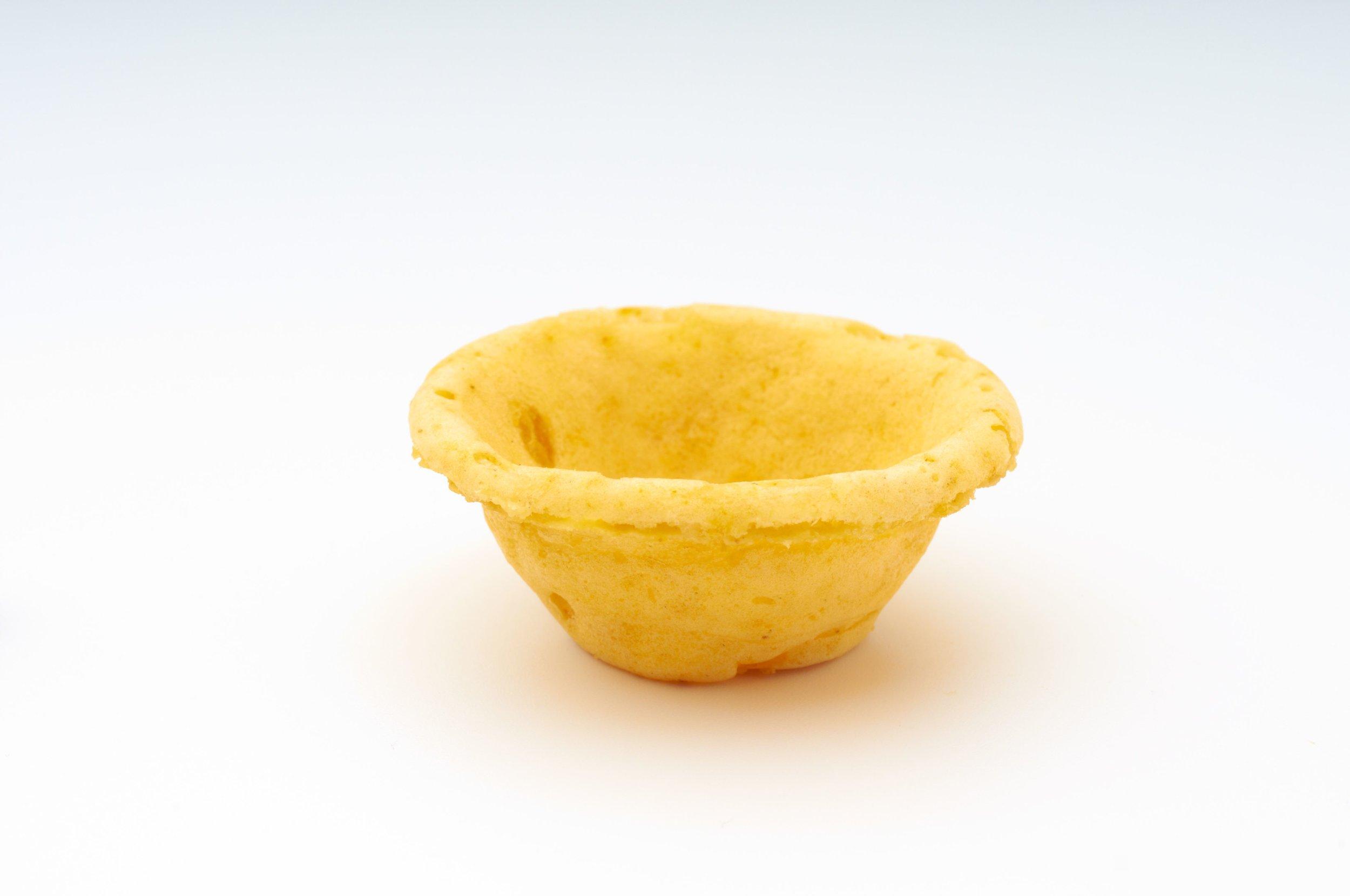 "1 "" Cheddabowl  Product code - FF 1010 Dimensions  - 3.8 x 1.5 cm 180 units per box"