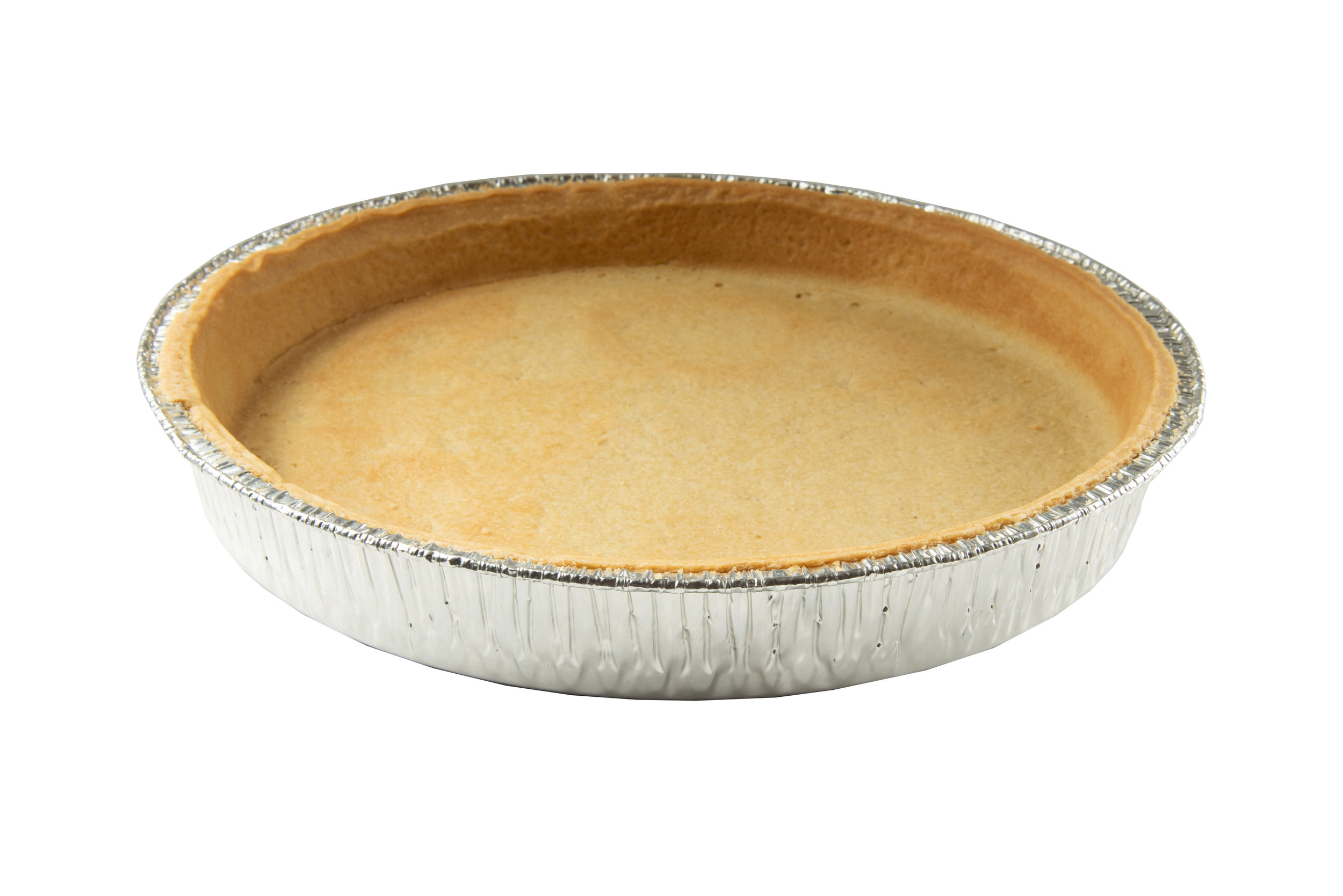 "10"" Short Plain Pastry in Tin Deep   Product code - FF50100  Dimensions - 25.0 x 4.0 cm  10 units per box"
